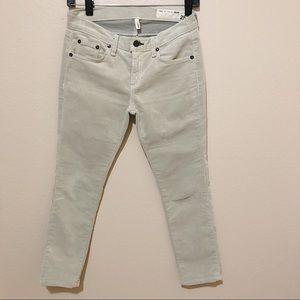Rag & Bone Skinny Corduroys Jean
